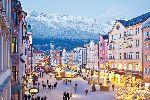 Город в Альпах